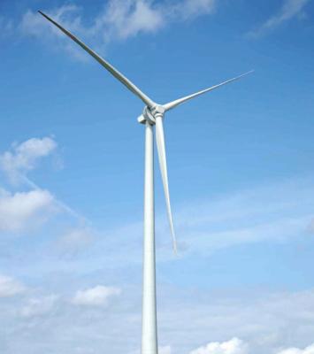 Projet d'un par éolien à Le Cours